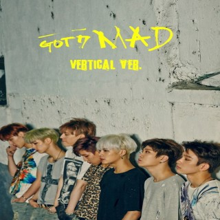 GOT7 - mini album MAD Verticall Version